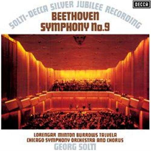 Beethoven (Symphony #9)