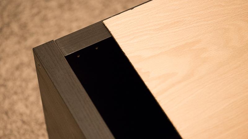 new style d7189 206d5 DIY Ikea Kallax Record Shelf - New Record Day