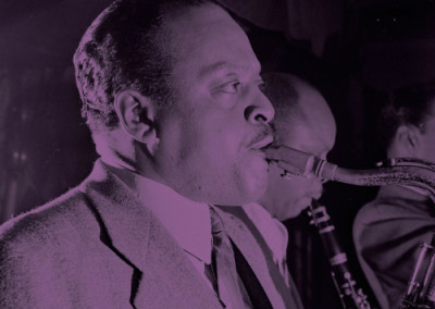 Ben Webster (Stormy Weather)
