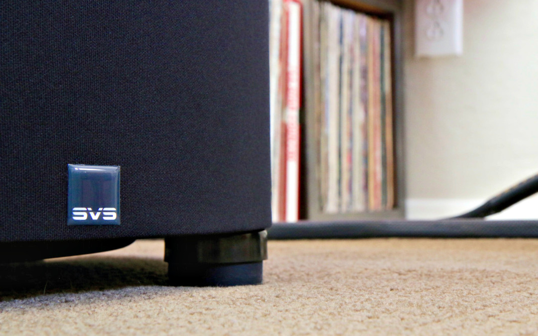SVS PC-2000 Subwoofer Review