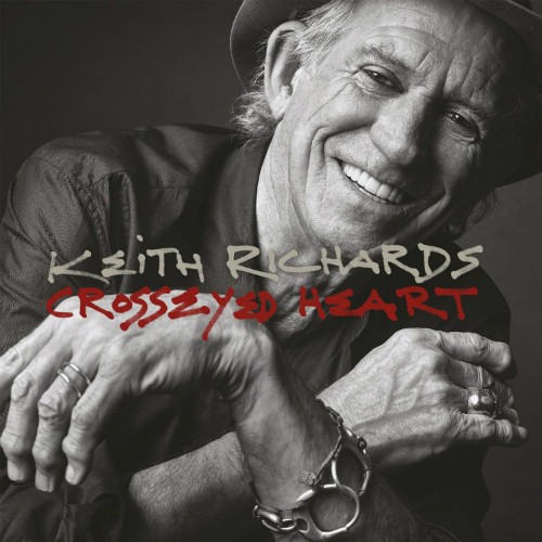 Keith Richards (Crosseyed Heart)